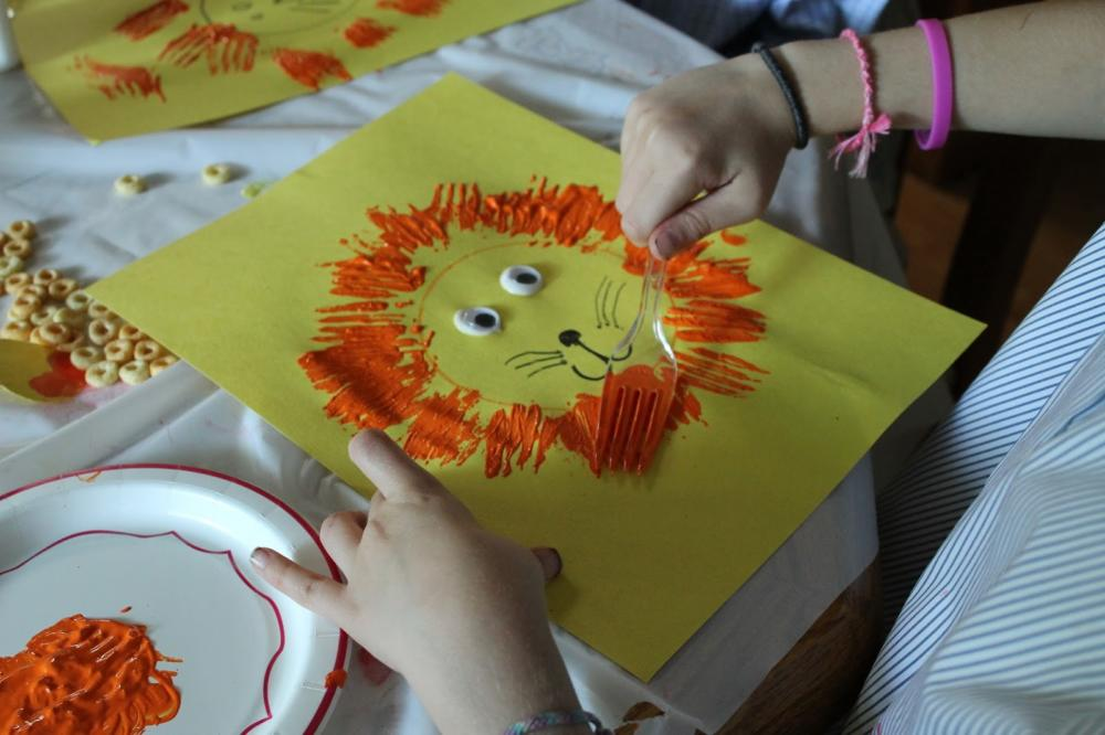 lion craft ideas the best easy and crafts for toddlers 25 ideas to try 2350